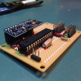 Autopilot Board Mk1