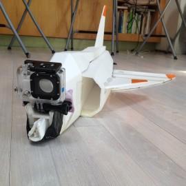 GoPro onboard a 90 mph FT Viggen